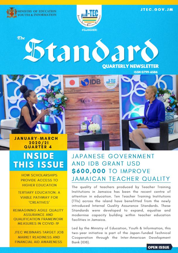 The JTEC Standard